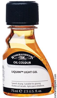 Winsor & Newton 75ml Liquin Light Gel
