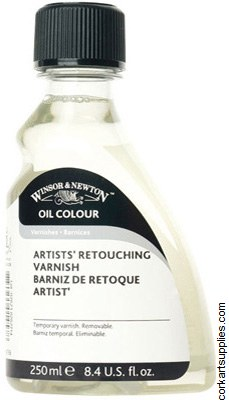 Winsor & Newton 250ml Artists Retouching Varnish