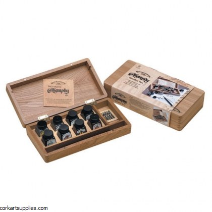 Calligraphy Wooden Set W&N^