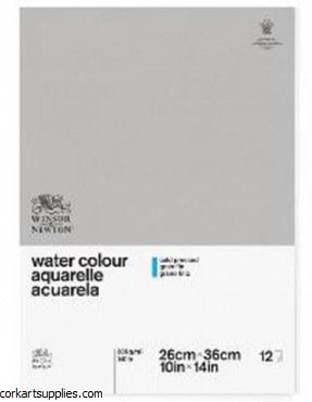 W&N WC Pad Gum 10x14