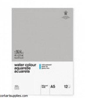 W&N WC Pad Gum A5 140lb NOT
