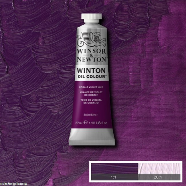 Winton Oil Colour 37ml Cobalt Violet (Hue)