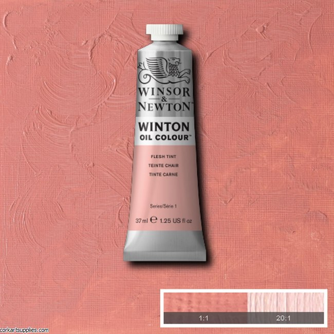 Winton Oil Colour 37ml Flesh Tint