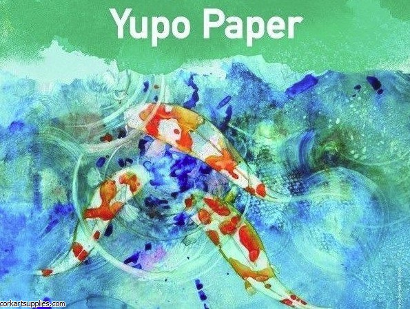 Yupo Paper A2 85gm 10 Sheet