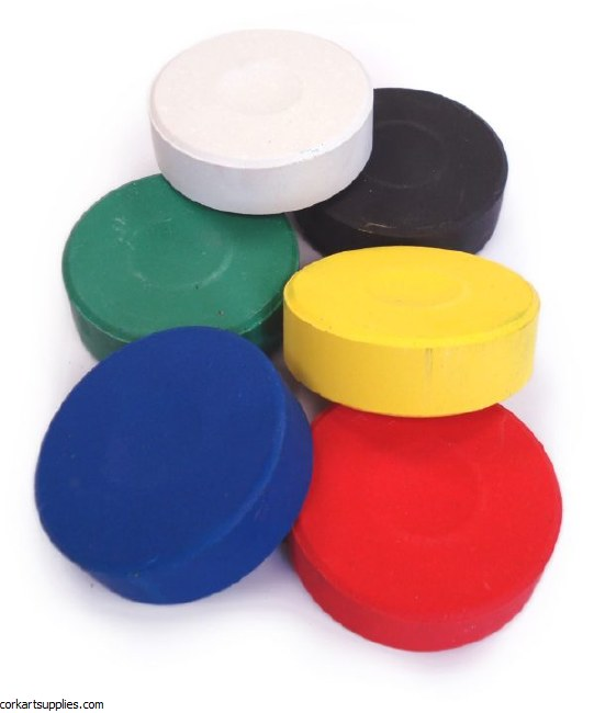 Colour Blocks No.2 57mm 6pk
