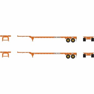 YM 45' CONT CHASSIS - 2 PACK