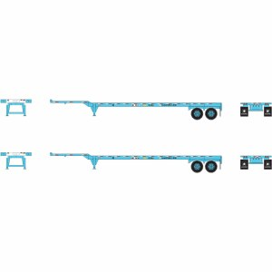 ML 45' CONT CHASSIS - 2 PACK