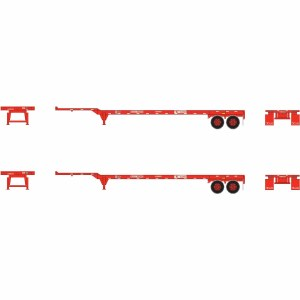 K LINE 45' CONT CHASSIS-2 PACK