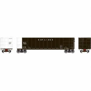 KCP&L 50' HIGH-SIDE GON #7254