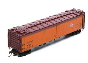 MILW 50' ICE REEFER #89009