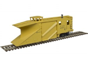 C&O RUSSELL SNOW PLOW #914021