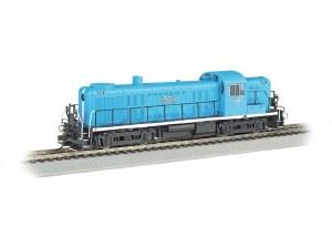 B&M RS-3 #1508 W/E-Z APP TRAIN