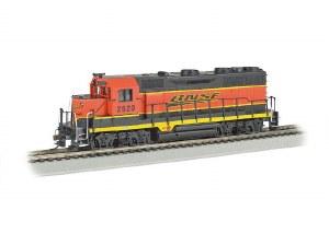 BNSF GP35 #2520 W/E-Z APP