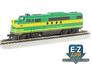 WP #901 FT W/E-Z APP TRAIN