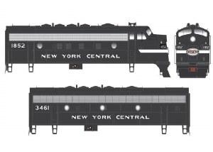 NYC F-7A/B #1842 #3470