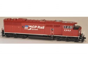 CPR SD40-2F #9022 - DCC READY