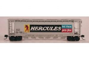 N HERCULES CYLINDRICAL HOPPER