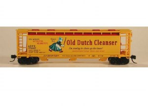 N OLD DUTCH CLEANSER HOPPER