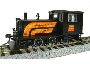 CN PLYMOUTH SWITCHER-DCC