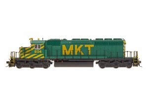 MKT SD40-2 #603 - DCC & SOUND