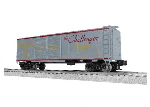 UP CHALLENGER BOXCAR A