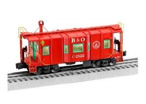 B&O I12 CABOOSE #C2822