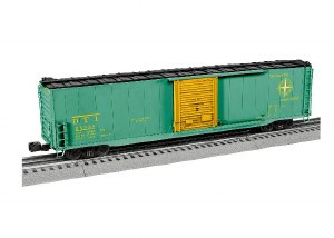 DT&I 60' SINGLE DOOR BOXCAR