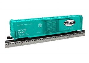 NYC 60' SINGLE DOOR BOXCAR