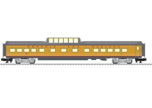 N&W VISTAVISION DOME CAR #1613