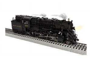 NH 4-6-6T #1850 STEAM ENGINE