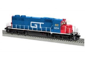 GTW SD38 #6254
