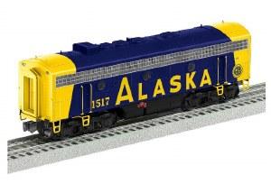 ALASKA RR SUPERBASS F7B #1517