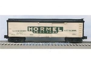 HORMEL BILLBOARD REEFER