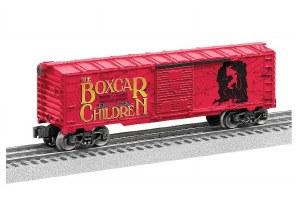 THE BOXCAR CHILDREN BOXCAR