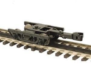 2 RAIL 64' WOODSIDED PASSENGER