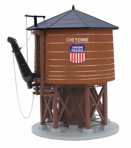 UP OPERATING WATER TOWER
