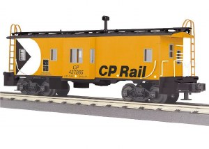 CP RAIL BAY WINDOW CABOOSE