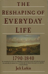Reshaping of Everyday Life