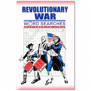 Revolutionary War Word Searches