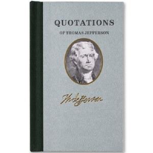Quotations of Thomas Jefferson