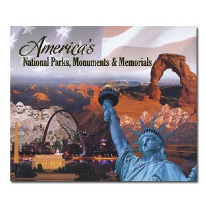 America's National Parks, Monuments & Memorials