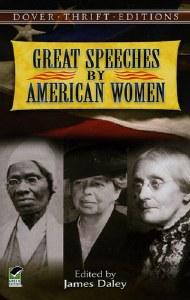 Great Speeches by American Women