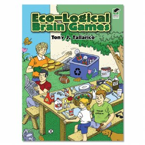 Eco-Logical Brain Game Activity Book