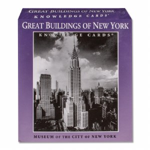 Great Buildings of New York Card Game