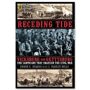 Receding Tide: Vicksburg and Gettysburg--the Campaigns That Changed the Civil War