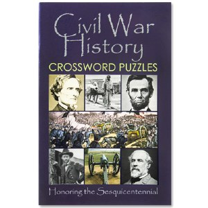 Civil War History Crossword Puzzles