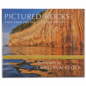 Pictured Rocks From Land and Sea (Gallery Edition)