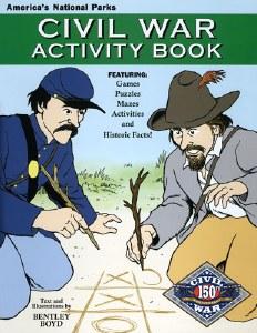 Civil War Activity Book