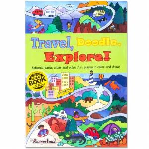 Travel, Doodle, Explore!