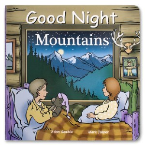 Good Night Mountains Board Book